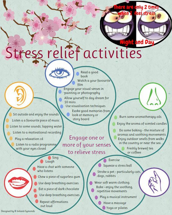 stress relivers