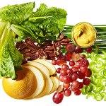 Pecan waldorf salad