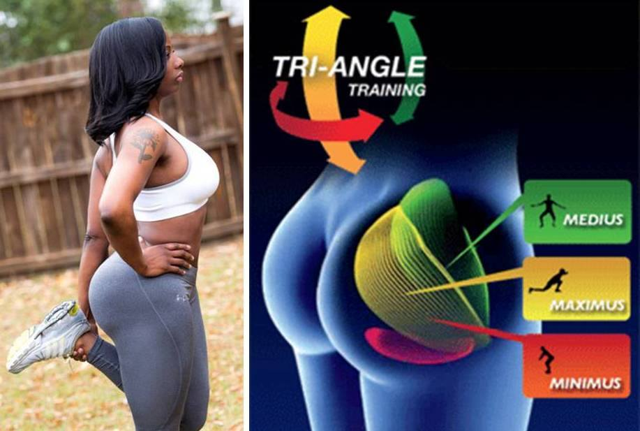 Image Result For Butt Workouts At Homea