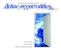 divine oppurtunites