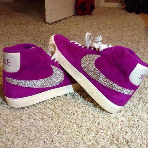 purple kicks