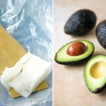 swap lard for avocado
