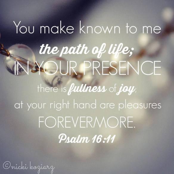 psalms 1611