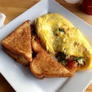 vegetable omlett