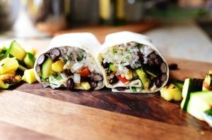 veggie burrito1